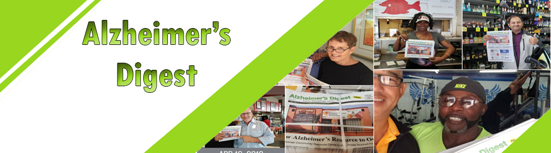 PROJECTS Alzheimer's Digest
